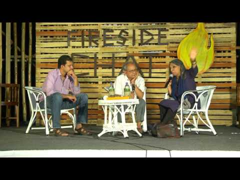 Fireside Chat : Partition - Urvashi Butalia, Anand at Kerala Literature Festival 2017