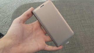 Samsung Galaxy A3 (2016) Flip Wallet védőtok bemutató videó