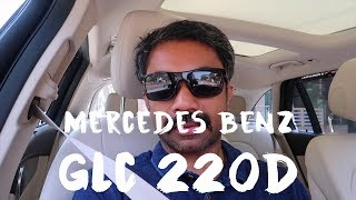 Mercedes Benz GLC 220D - User Review India, after 22k Kms