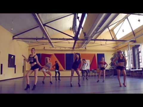 Aidonia- Good Pussy Gal Anthem _Swaggariffics_ Heel Choreo by Kim la Queen