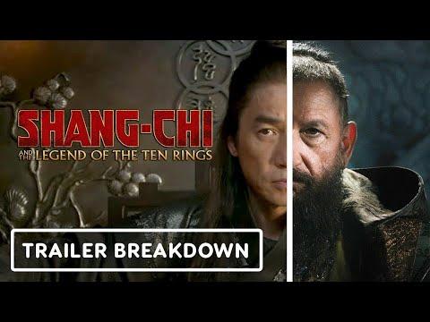 "Shang-Chi Trailer Breakdown: Is Marvel Finally Giving Us the ""Real"" Mandarin?"