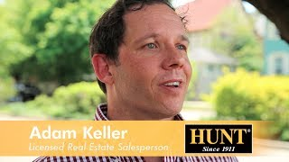 Adam Keller - Hunt Real Estate
