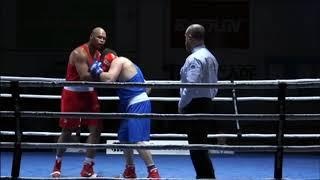 +91kg Frazer Clarke (ENG) vs Sergei Egorov (RUS) Finland Tournament 2019