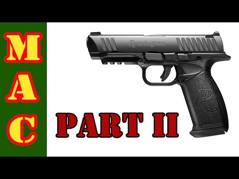 Remington RP9 Part II - A second RP9 for testing