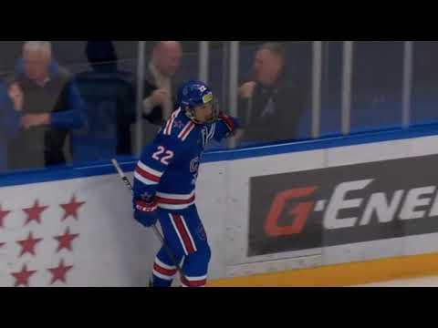 PFR Highlights: C Marat Khusnutdinov (2020 NHL Draft)