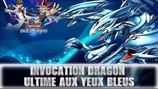 J'invoque l'ultime dragon blanc aux yeux bleus