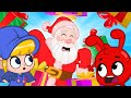 Santa is SICK on Christmas | Christmas Holiday Cartoons For Kids | Sandaroo
