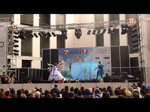 [eCosplay] Como debería haber sido... Cosplay SM Barcelona 2012 - Tsubasa Reservoir Chronicle
