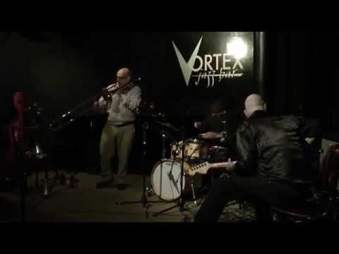 Alan Tomlinson trio – Alan Tomlinson / Dave Tucker / Phil Marks 18-01-15
