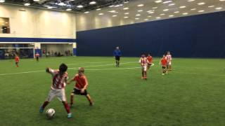 Olympiacos Chicago U8 Red Naperville