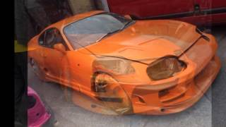 My Supra Build, Paul Walker Tribute. Not Finished.