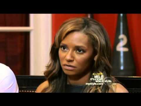 Mel B: It's a Scary World: 10 - Mel's Big Show [season finale]