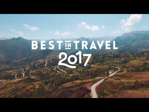The best places in the world to travel to in 2017 - Lonely P