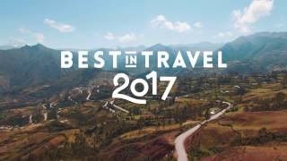 The best places in the world to travel to in 2017 – Lonely Planet