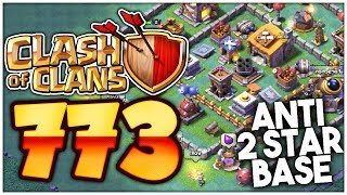 Clash Of Clans Part 773: ANTI 2 STERNE BASE bauen!