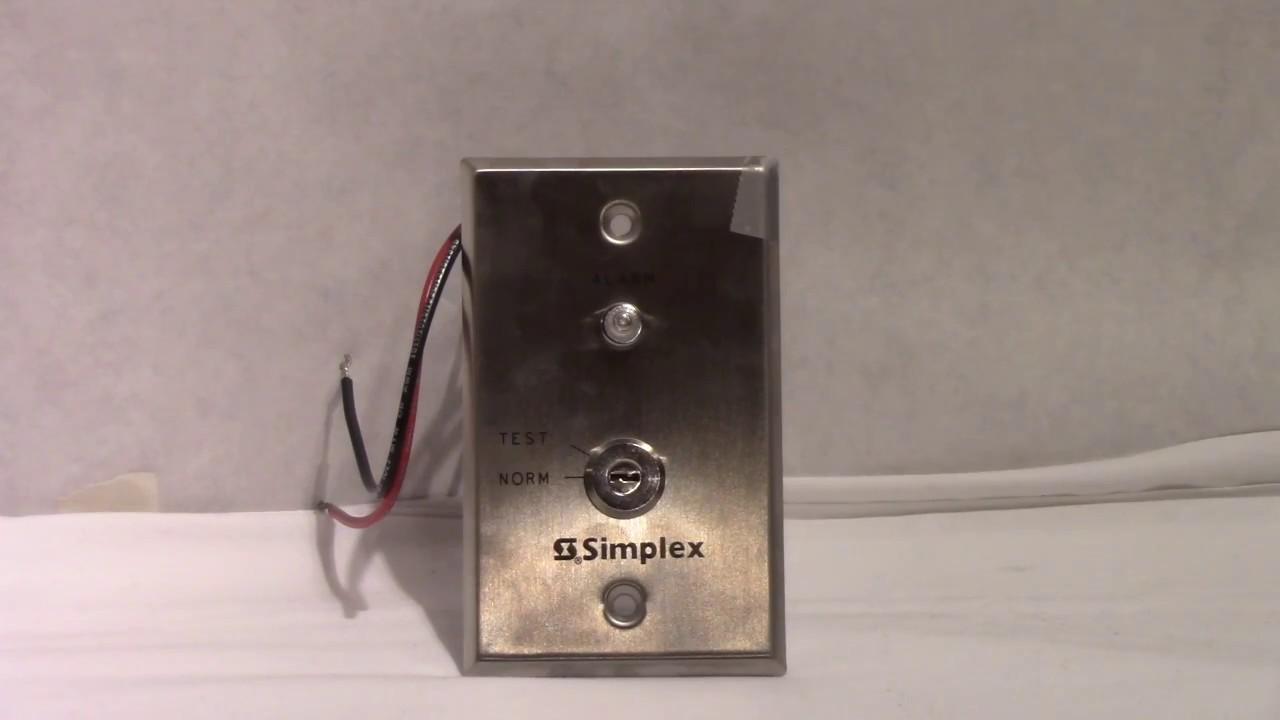 Simplex Installation Manual 2098