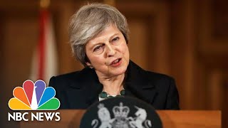 PM Theresa May On Brexit: 'Am I Going To See This Through? Yes.' | NBC News