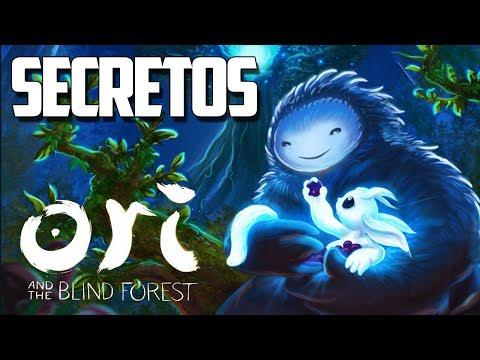 Los Mejores Easter Eggs de Ori & the Blind Forest !!