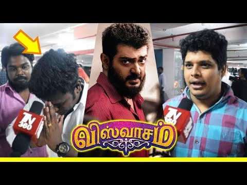 Viswasam Movie Public Review | ajith | siva | viswasam review