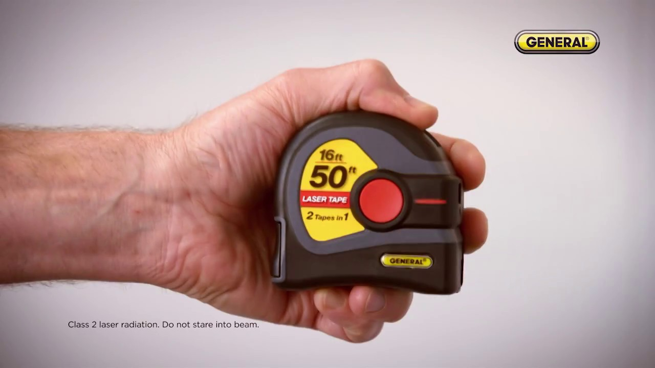 Laser Tape Measure Single Handedly Measure Everything Faster