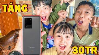 Thái Chuối | Mua Điện Thoại Samsung S20 Ultra 30 triệu Troll Hằng Hóng Hớt TV