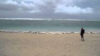 hurricane irene start in bavaro punta cana dominican republic