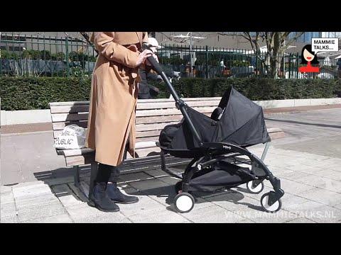 BABYZEN YOYO buggy review door Mommytalks - YouTube