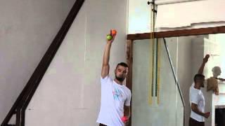 #11. Флэш (видео уроки по жонглированию от ПГ)