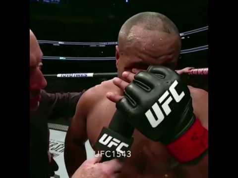 Daniel Cormier после боя с Jon Jones UFC214