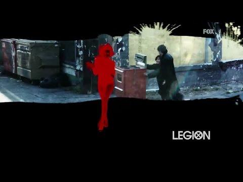 "Lenny (Aubrey Plaza) - ""Feeling good"" from  TV Show ""Legion"""