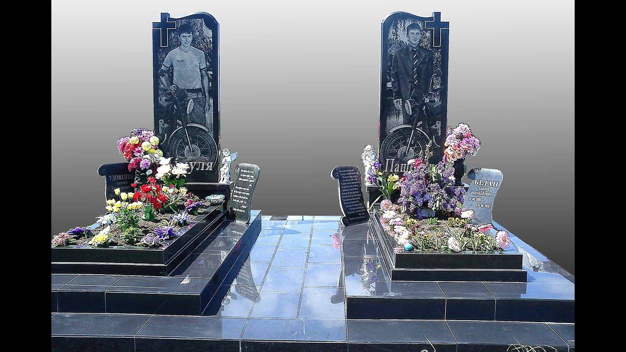Фото памятников из гранита на кладбище спб памятники на могилу цены спб новосибирск