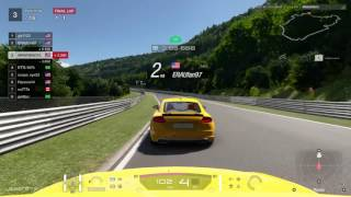 Gran Turismo Sport Beta Online ULTIMATE BATTLE