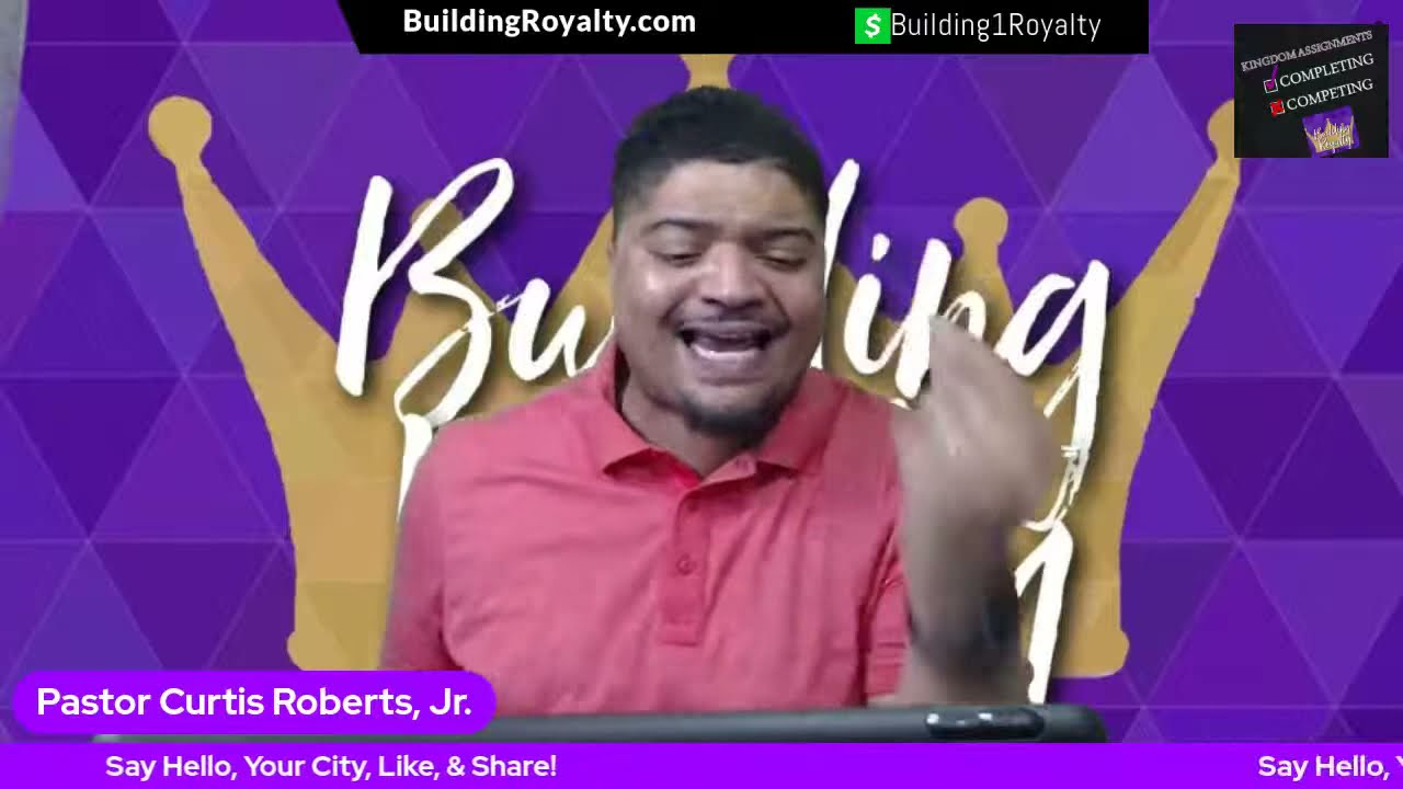 """""""I'm Being Kept IN SPITE OF"""" - Building Royalty Ministries Bible Study (March 15, 2021)"""