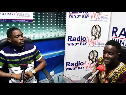 peter nkansah-live interview on radio windy bay 98.3mhz