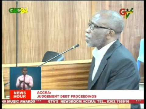 Judgement Debt Commission Of Inquiry Proceedings 5-5-2014