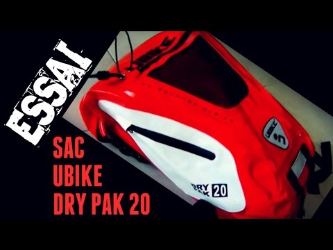 presentation sac a dos easy bag par ubike