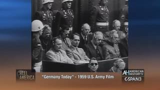 Germany Today 1959 Reel America Preview