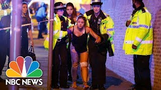 At Least 20 Killed After Reports of Explosion at Manchester Arena