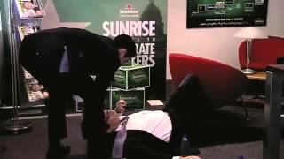Job Interview  at Heineken