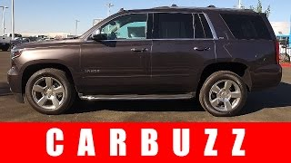 2016 Chevrolet Tahoe Unboxing - Better Than Cadillac Escalade?