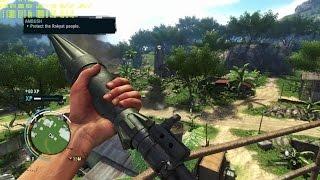 """Far Cry 3 - full Mission """"Ambush"""" 60 FPS EVGA GTX 980 @ 1574/2000 + 4790k @ 4.8 Ghz"""