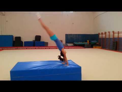 FLIC AVANTI allenamento TUTORIAL ginnastica artistica