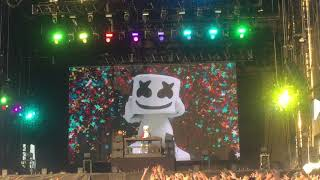 Gambar cover Marshmello - Alone (SUMMER SONIC OSAKA 2018)