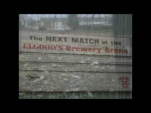 The Abandoned Football Stadium UK Episode 2 - Rockingham Road Kettering Town