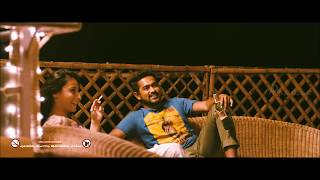 Kilipoyi Malayalam Movie | Scenes | Aju Varghese with a Girl in Goa Beach | Goa Beach | Asif Ali