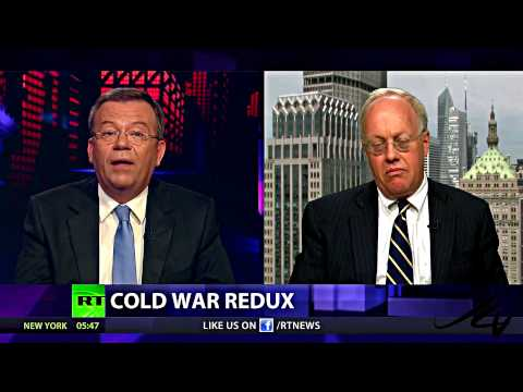 Chriss Hedges, Pepe Escobar - Cold War (Part 2) USA,  NATO vs Russia -   YouTube