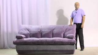 видео Бескаркасная мебель