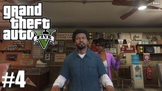 3 Guys on a Futon | [Grand Theft Auto V] Ep.4- Served My Time!