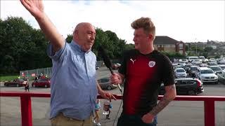 Barnsley 0 AFC Wimbledon 0 | Only Positive Was A Clean Sheet! | Steve