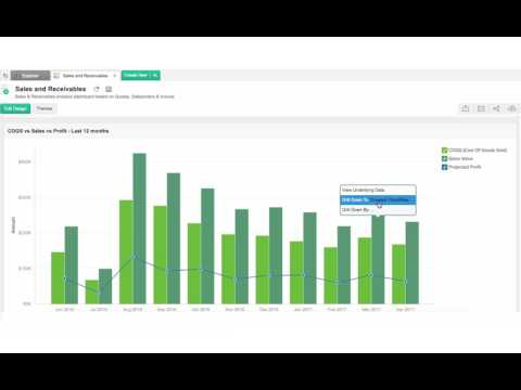 VisualizeMore with Zoho Reports